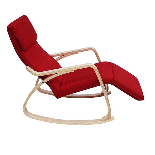 Rocking Chair housse en coton